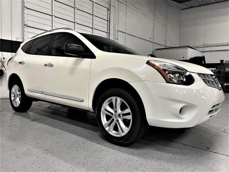 Nissan Rogue Select 2015 price $10,995