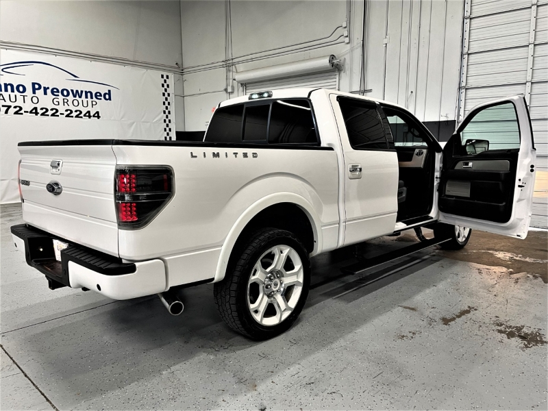 Ford F-150 2011 price $25,995
