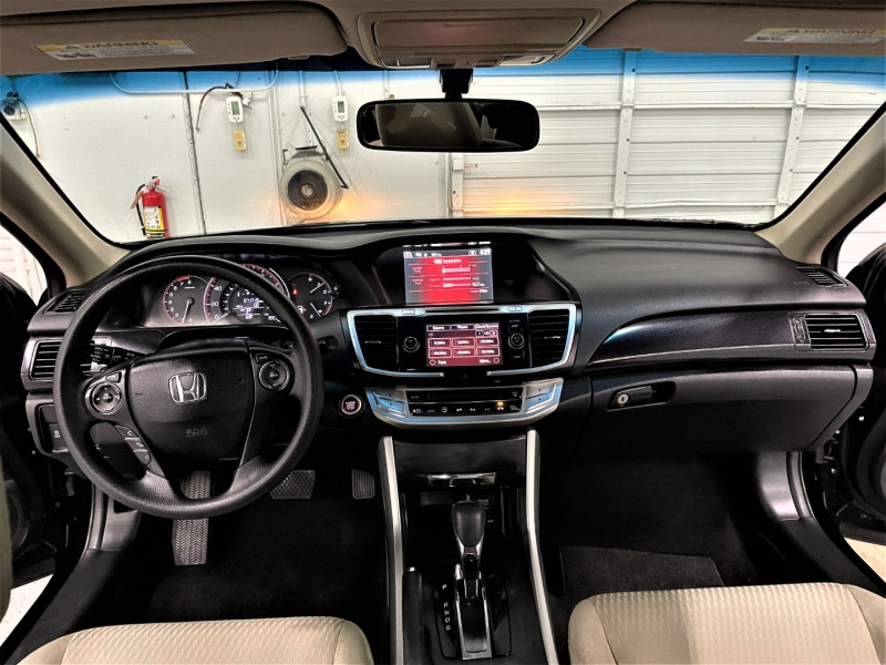 Honda Accord Cpe 2013 price $13,795