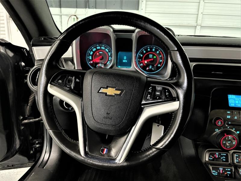 Chevrolet Camaro 2012 price $21,795