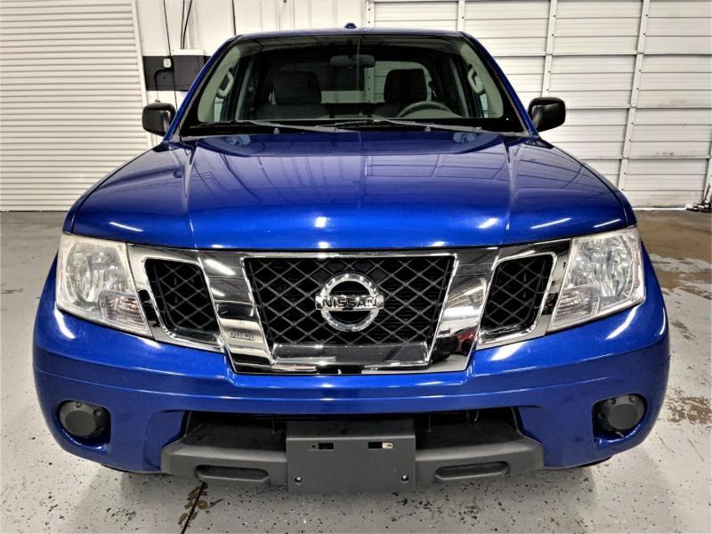 Nissan Frontier 2014 price $21,695