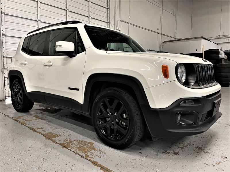 Jeep Renegade 2018 price $15,995