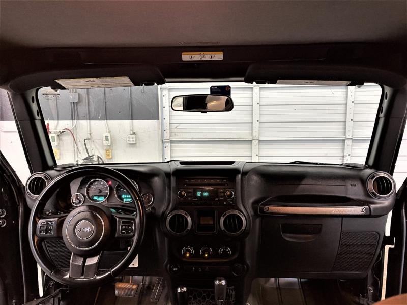 Jeep Wrangler 2016 price $25,995