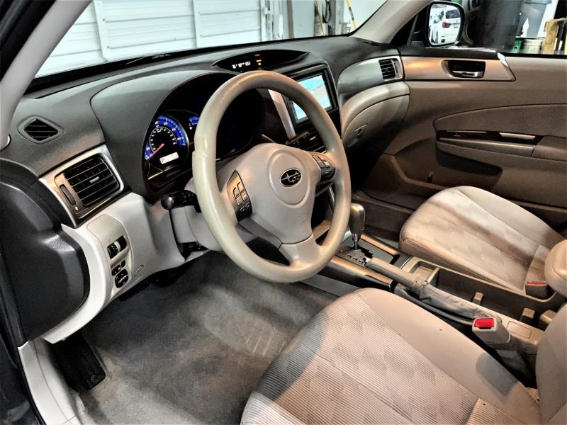 Subaru Forester (Natl) 2009 price $10,495