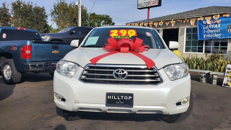 Toyota Highlander 2009 price $8,895