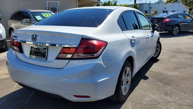 Honda Civic Sedan 2015 price $10,299