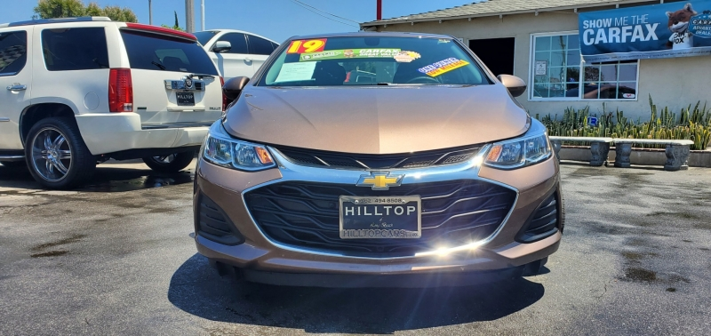 Chevrolet Cruze 2019 price $999 Down