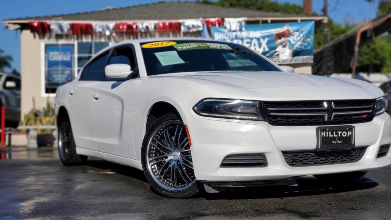 Dodge Charger 2017 price $18,995