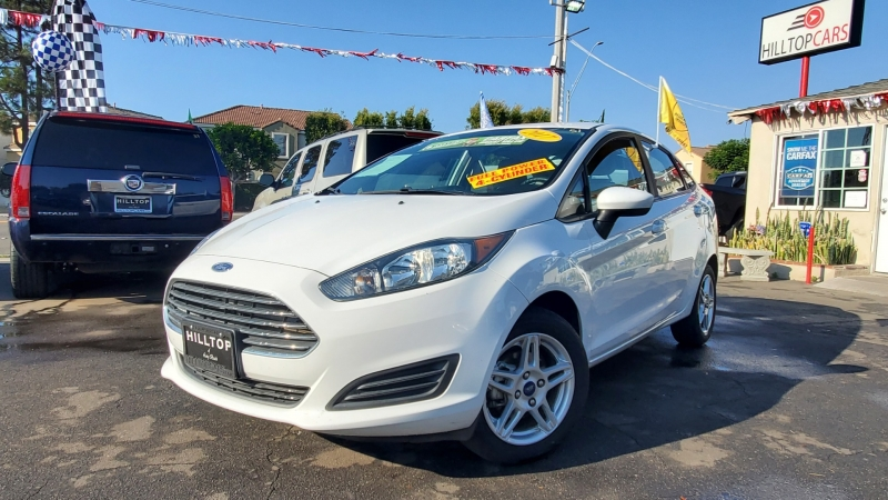 Ford Fiesta 2017 price $999 Down