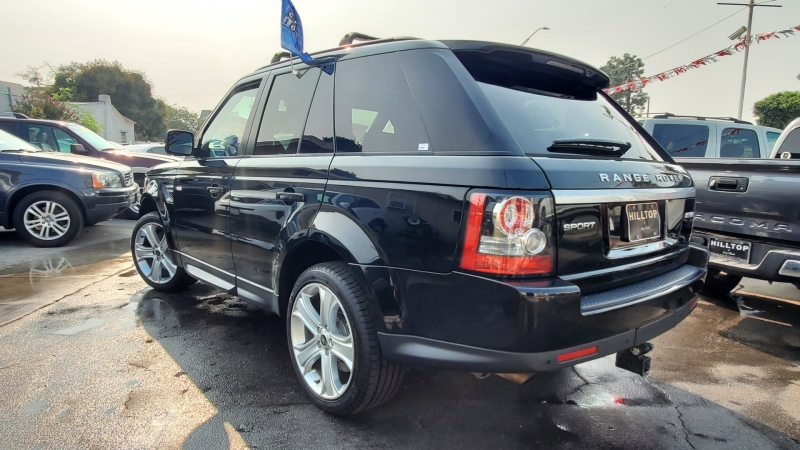 Land Rover Range Rover Sport 2013 price $19,899