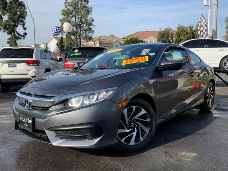 Honda Civic Coupe 2016 price $999 Down