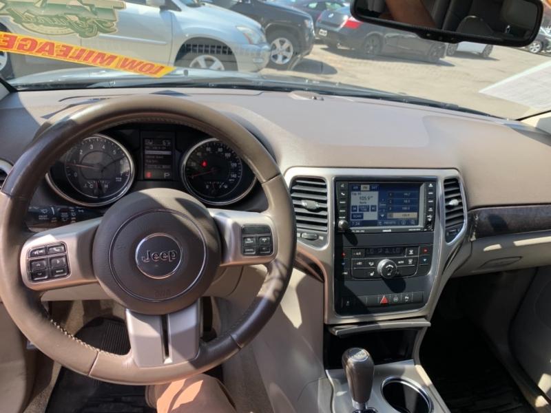 Jeep Grand Cherokee 2011 price $999 Down