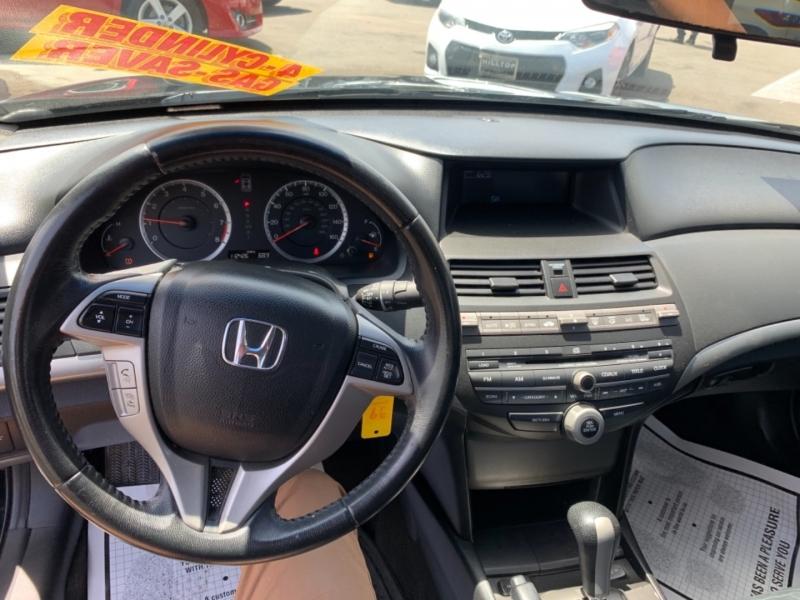 Honda Accord Cpe 2010 price $999 Down