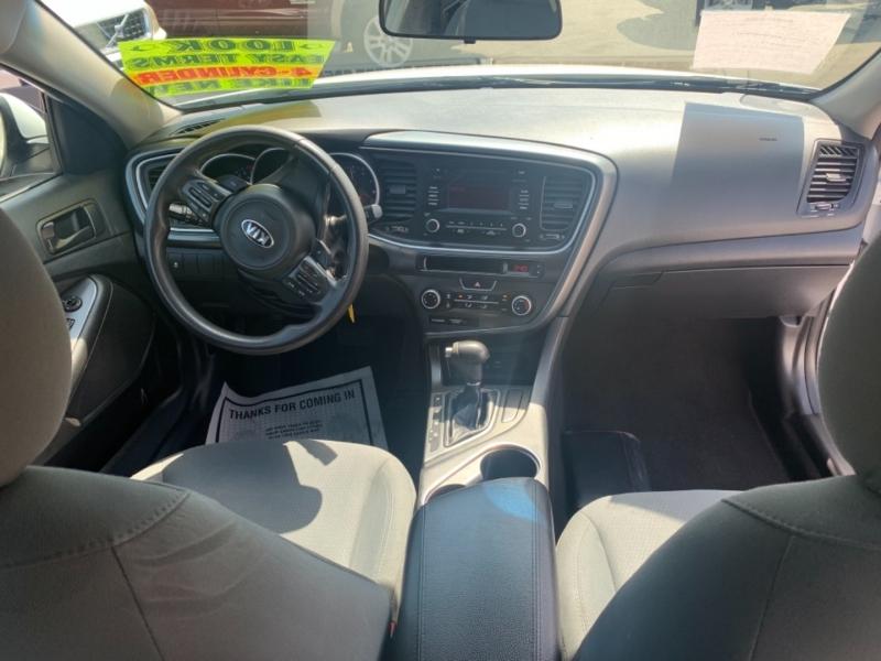 Kia Optima 2015 price $999 Down