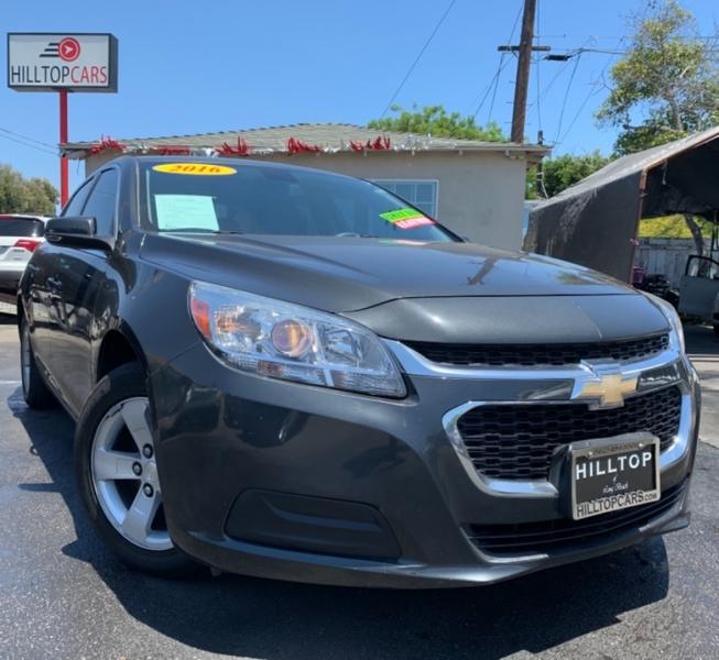 Chevrolet Malibu Limited 2016 price $999 Down