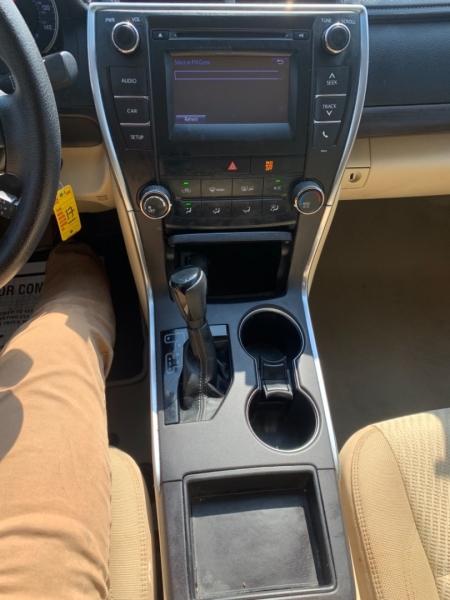 Toyota Camry 2016 price $999 Down