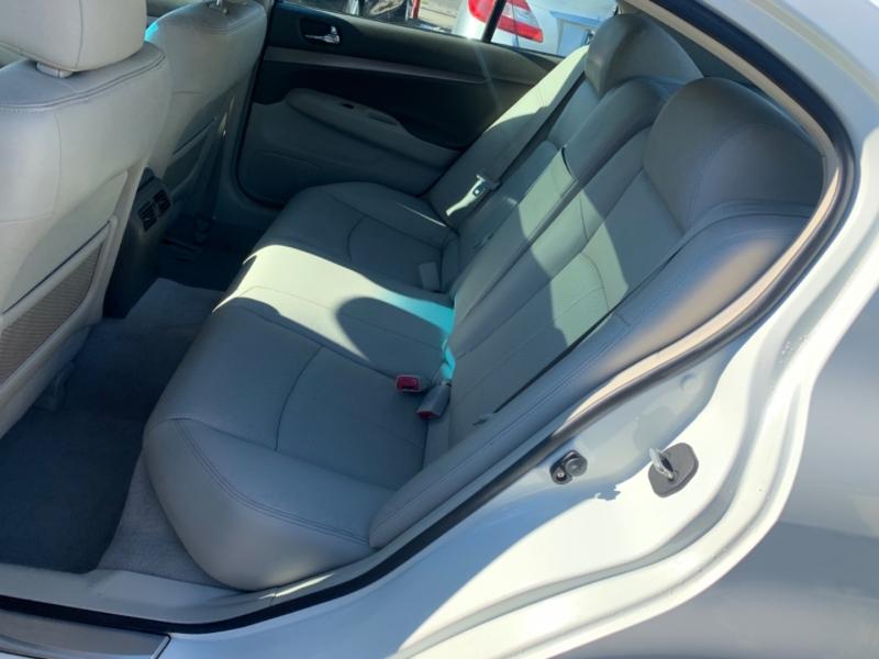 Infiniti G37 Sedan 2010 price $999 Down