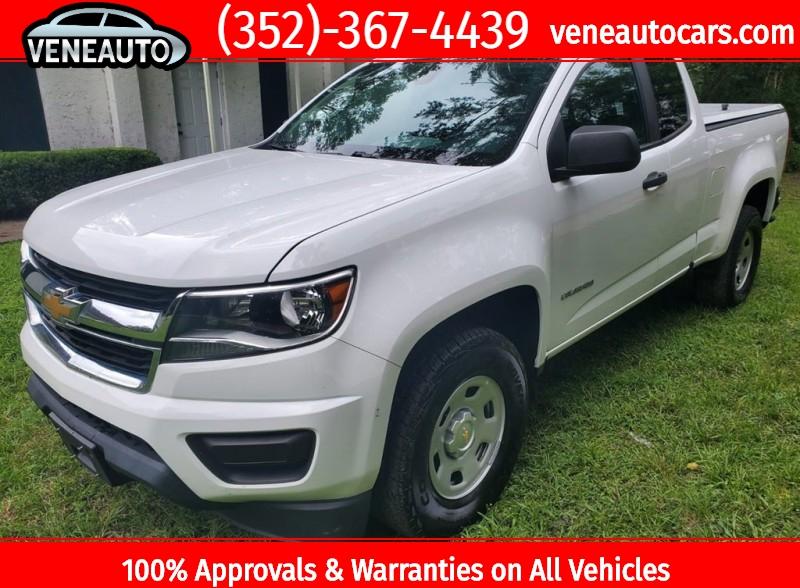 Chevrolet Colorado 2016 price $17,900
