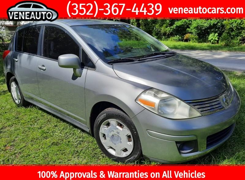 Nissan Versa 2009 price $7,900