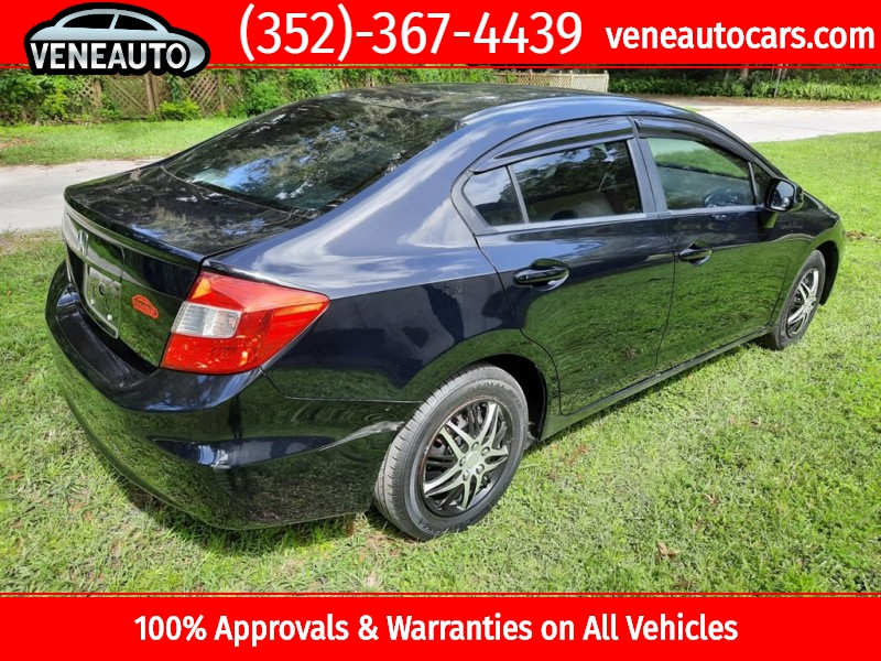 Honda Civic 2012 price $11,900