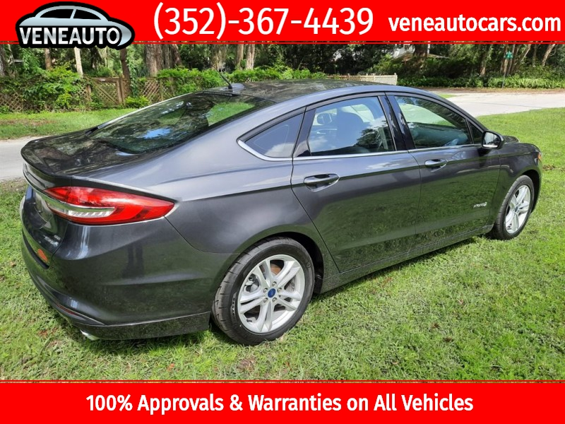 Ford Fusion 2018 price $16,900
