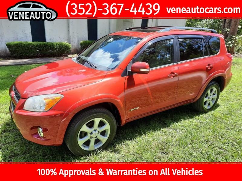 Toyota RAV4 2012 price $13,900