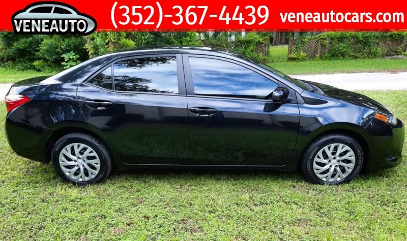 Toyota Corolla 2019 price $18,900