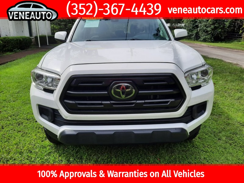 Toyota Tacoma 2018 price $25,900