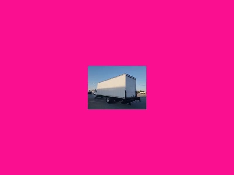 International 4300 26 ft liftgate 2014 price $26,999