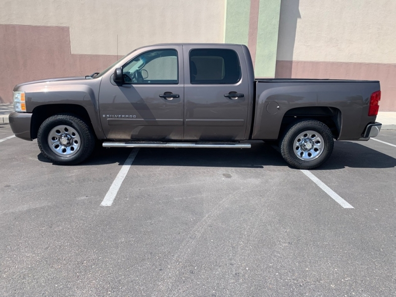 CHEVROLET SILVERADO 1500 2007 price Call for Pricing.