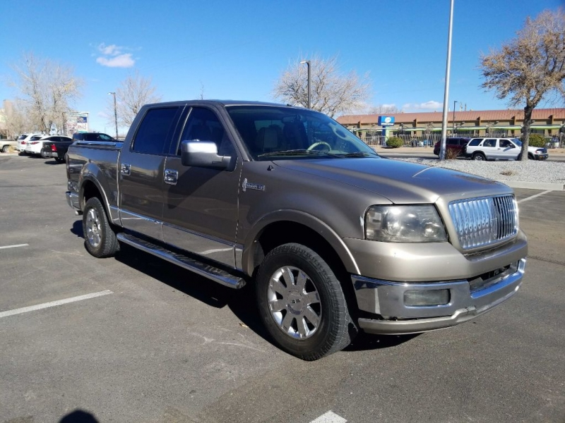 LINCOLN MARK LT 2006 price Call for Pricing.