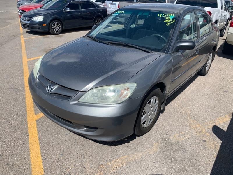 HONDA CIVIC 2005 price $900 Down