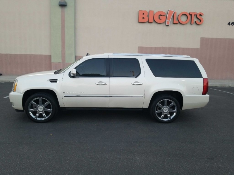CADILLAC ESCALADE 2007 price $2,200 Down
