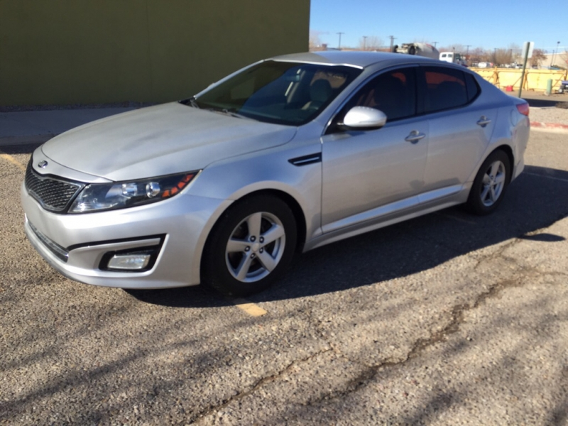 KIA OPTIMA 2014 price $1,800 Down