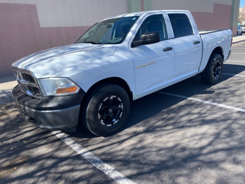 DODGE RAM 1500 2011 price Call for Pricing.