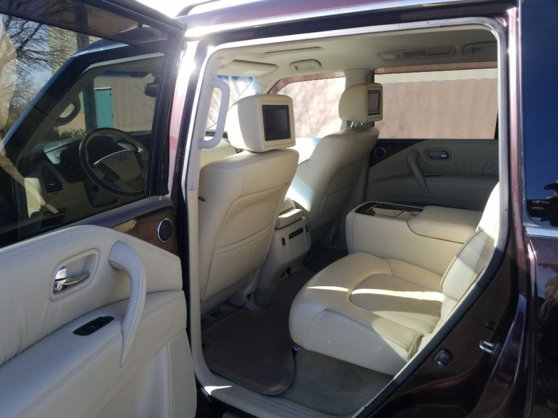 INFINITI QX56 2011 price Call for Pricing.