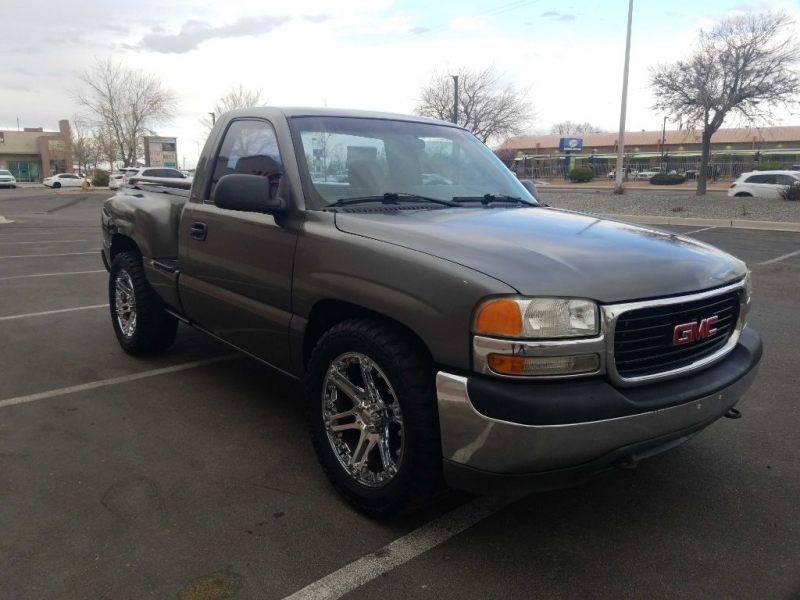 GMC NEW SIERRA 2000 price Call for Pricing.