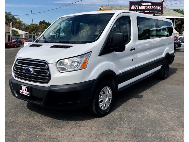 Ford Transit Wagon 2015 price $16,999