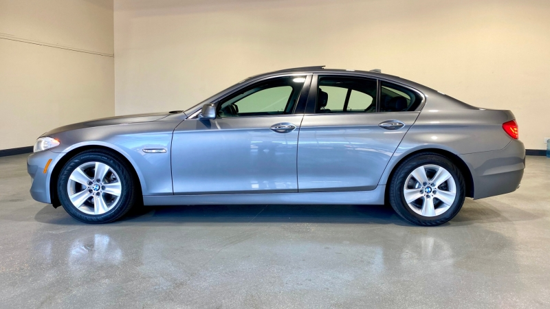 BMW 5-Series 2013 price $13,999