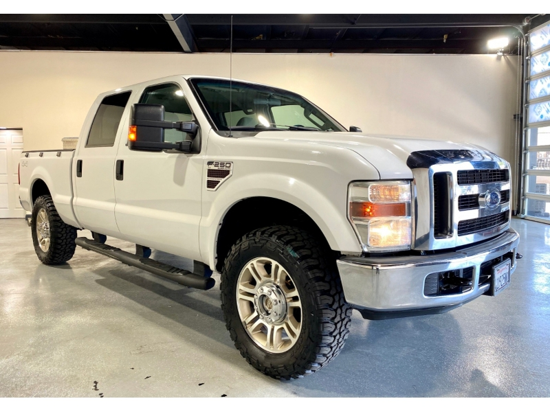 Ford Super Duty F-250 2008 price $21,999