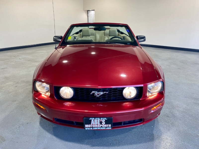 Ford Mustang 2007 price $14,999