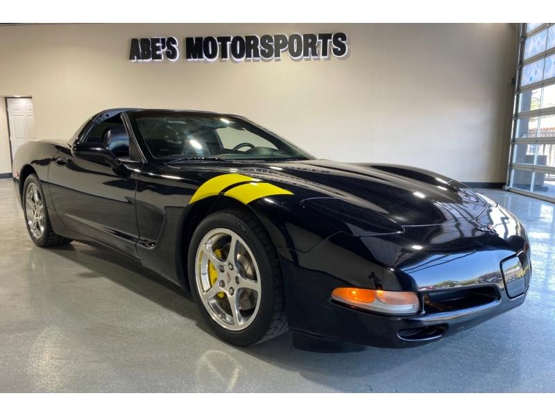 Chevrolet Corvette 2001 price $13,999