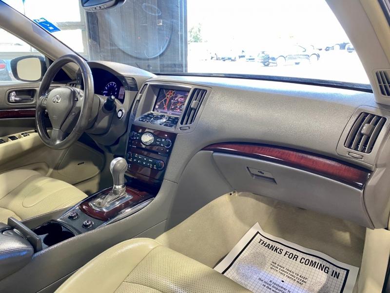 Infiniti G 37 2011 price $12,999