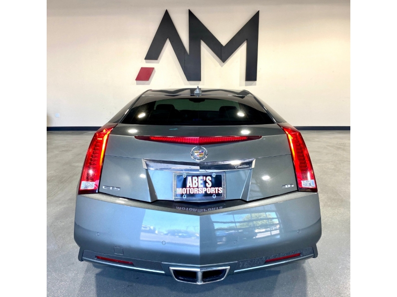 Cadillac CTS Coupe 2011 price $13,999