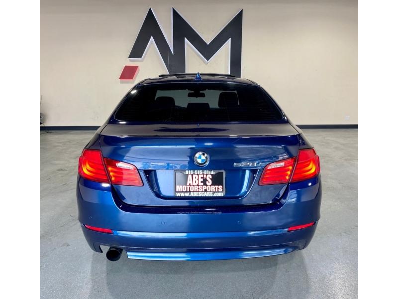 BMW 5-Series 2013 price $11,999