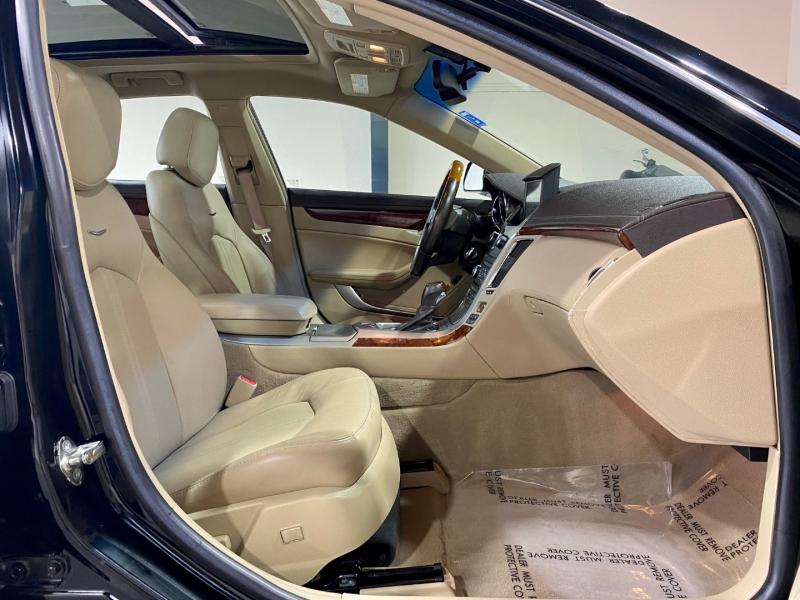 Cadillac CTS Sedan 2010 price $11,999