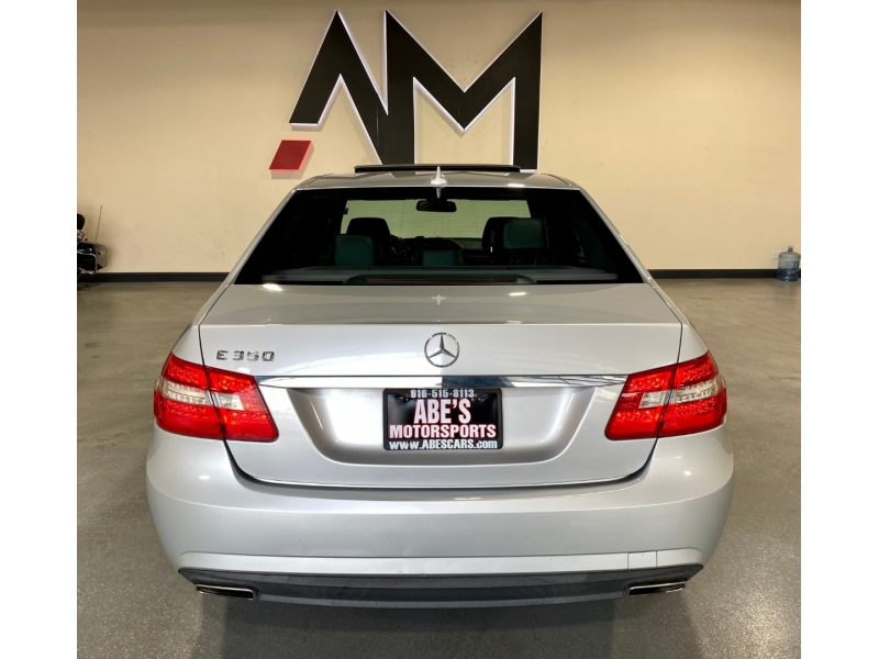 Mercedes-Benz E-Class 2011 price $12,999