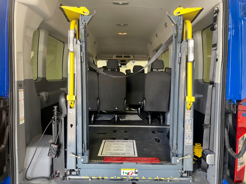 Ford Transit 2016 price $18,999