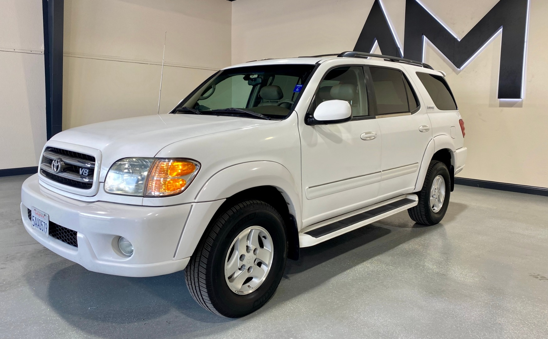 2002 toyota sequoia limited 4wd fully loaded abe s motorsports dealership in sacramento abe s motorsports