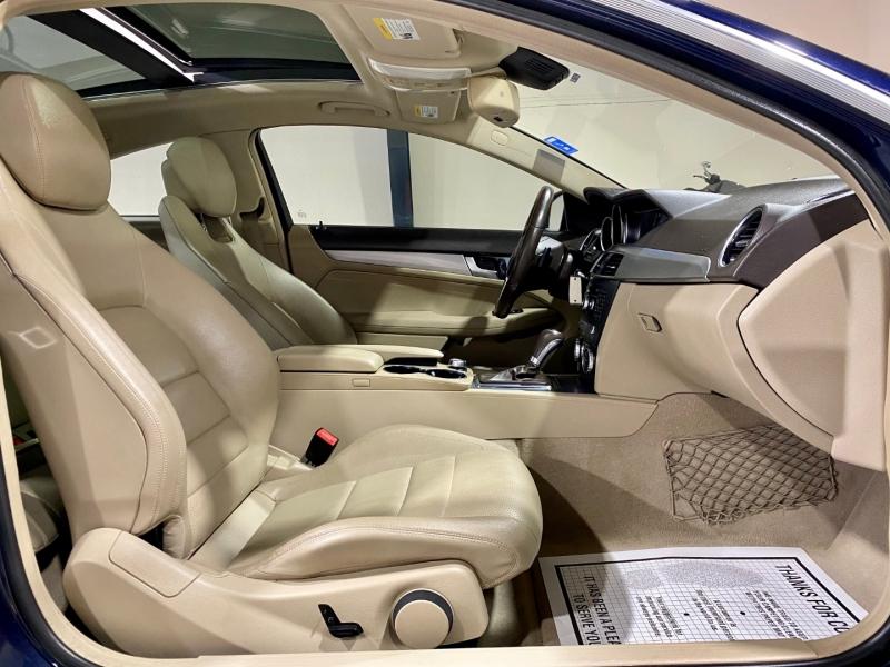 Mercedes-Benz C-Class 2012 price $13,999